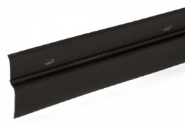 Užbaigimo profilis drenažinei membranai, Juodos spalvos