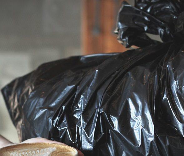 Šiukslių maišų gamyba
